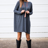 How To Love Tunic, Gray