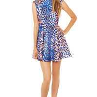 Cameo Night Sky Dress