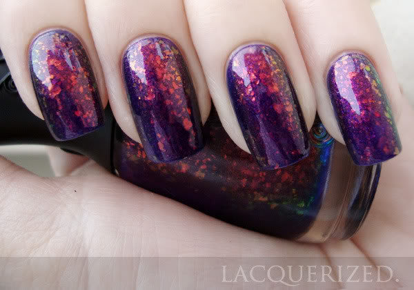 lacquerized. - a blog about nail polish: More Nfu Oh love - #51