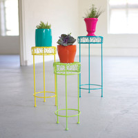 Paint by Number Plant Stands