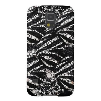 Animal Print Bling Samsung galaxy5 Case