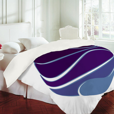 DENY Designs Home Accessories | Randi Antonsen Loveball Duvet Cover