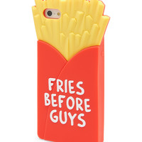 Aeropostale Fries Before Guys Phone Case - Red,
