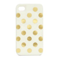 kate spade | le pavillion iphone 4 case
