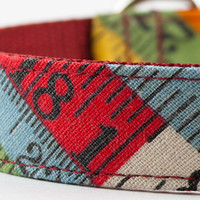 Sew Retro Dog Collar
