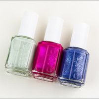 Essie Braziliant Collection Review, Photos, Swatches