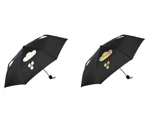 COLOR CHANGING UMBRELLA | Colors, Change, Umbrellas, Sun, Rain, Clouds | UncommonGoods
