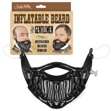 Inflatable Beard - Whimsical & Unique Gift Ideas for the Coolest Gift Givers