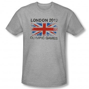 2012 Olympics NBC London Olympic Games T-Shirt