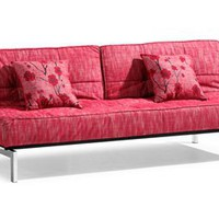 Zuo Theory Sleeper Sofa - Red - 900026, Contemporary Sleeper Sofa, Living Room Furniture: Nyfurnitureoutlets.com