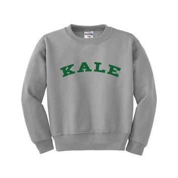 Kale Kids Sweatshirt