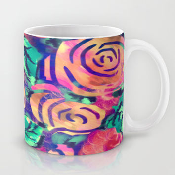 Cira Flora Mug by Nina May Designs