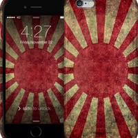 Vintage Japanese Flag iPhone Cases & Skins by Bruce Stanfield | Nuvango