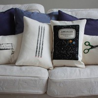 Classroom Cushions  The Full Collection by shopdirtsa on Etsy