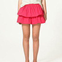 FRILLED MINISKIRT - Collection - Woman - New collection - ZARA United States