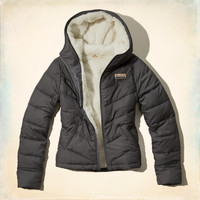 Woods Cove Puffer Jacket