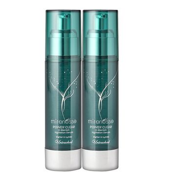 *SP Brighten & Hydrate Stressed Skin - Power Clear Hydration Serum Duo - Mirenesse