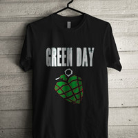 Green Day American Idiot Shirt