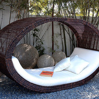 Hospitality Design Source - Lounge - Sampon Daybed