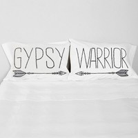 Gypsy Warrior Pillow Case Set