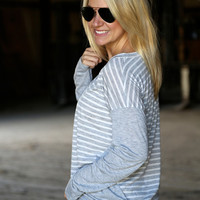 Oh, Comfy Day {Top}