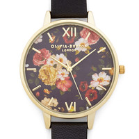 Olivia Burton Darling Flowers Go By Watch
