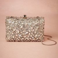 Crystallography Box Clutch