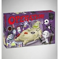 'Nightmare Before Christmas' Operation Game
