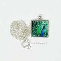 Photographs, Glass Tile and Bottlecap Necklaces and More