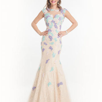Rachel Allan Prom 6827 Rachel ALLAN Prom Prom Dresses, Evening Dresses and Homecoming Dresses | McHenry | Crystal Lake IL
