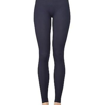NEW ASSETS by Spanx Denim Wash Seamless Leggings Denim Blue #2268 $40 NWT