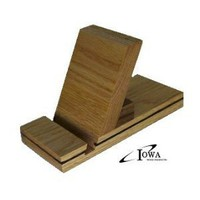 Amazon.com: Designer Wood Ipad Acer Asus Tablet Stand: Computers &amp; Accessories