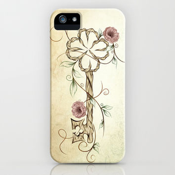 Key Lucky iPhone & iPod Case by LouJah