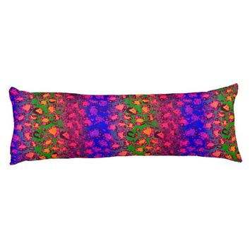 Animal Print Pattern Body Pillows