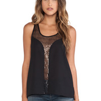 Jack by BB Dakota Briella Tank in Black