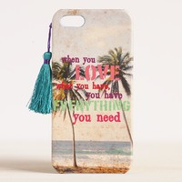 Love  What  You  Have  #livehappy  iPhone  5  Cover  From  Natural  Life