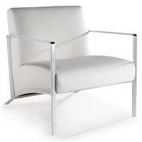 Nuevo Risa Lounge Chair, Modern Lounge Chair, Living Room Furniture: Nyfurnitureoutlets.com