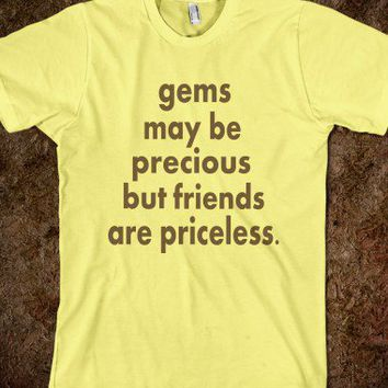 Friends are priceless - Wordpower