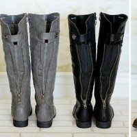 The Perfect Riding Boot.