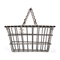 Chanel Limited Edition Runway Shopping Cart Basket