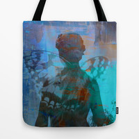 You give me Wings - JUSTART © Tote Bag by JUSTART  * Syl *