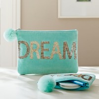 Velvet Inspiration Pouches, Dream