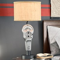 Parking Meter Table Lamp