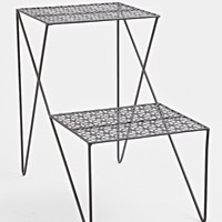 Two Tier Side Table-