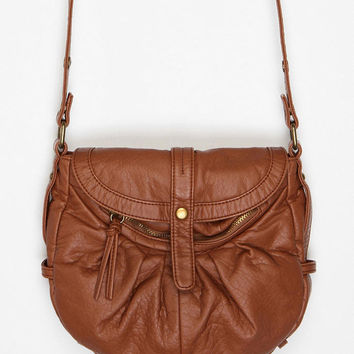 Deena & Ozzy Crossbody Zipper Bag