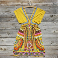 [sold out] Forsythia Dress, Women's Modern Country Clothing
