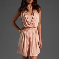 TIBI Draped Jumper Dress in Shell at Revolve Clothing - Free Shipping!