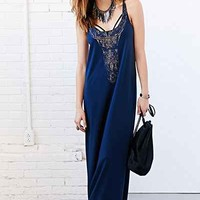 Future State Low-Back Maxi Dress- Sapphire
