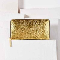 FLYNN Crawford Metallic Wallet - Urban Outfitters