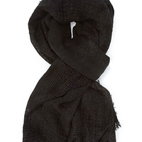 FOREVER 21 Waffle Knit Scarf